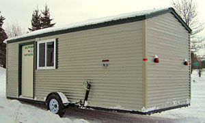 Red Lake Ice Fishing House Rentals Red Lake Mn Ice