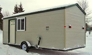 Red lake ice fishing house rentals red lake mn ice for Red lake fish house rental